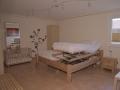 Pflegebetten im grossen Schlafzimmer