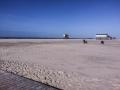 Strand in SPO (im März bei herrlichem Sonnenschein)