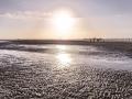 Der Strand von St. Peter-Ording